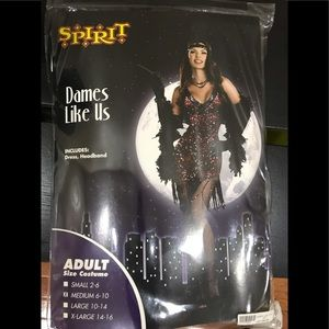 Dame Like Us Halloween Costume